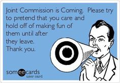 Joint Commission truth