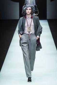 Giorgio Armani Fall 2018 Ready-to-Wear Collection - Vogue