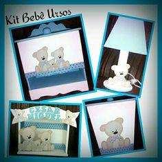 Kit bebê Ursos!!!