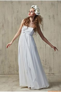 Ruching Wedding Dresses