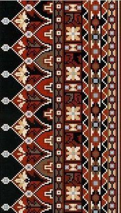 Cross Stitch Borders, Cross Stitching, Cross Stitch Embroidery, Embroidery Patterns, Cross Stitch Patterns, Tapestry Crochet Patterns, Bead Loom Patterns, Knitting Patterns, Crochet Tablecloth