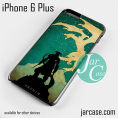 Skyrim YD Phone case for iPhone 6 Plus and other iPhone devices