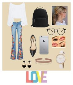 """""""😍😍😍"""" by maguir005 on Polyvore featuring moda, Alice + Olivia, Petersyn, Ava & Aiden, MANGO, Miss Selfridge y Warehouse"""