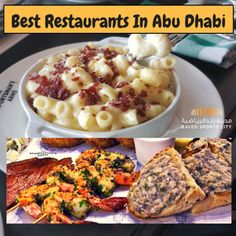 Checking Out The Best Restaurants In Abu Dhabi Casual Restaurants, Abu Dhabi, City, Business, Ethnic Recipes, Sports, Food, Hs Sports, Essen