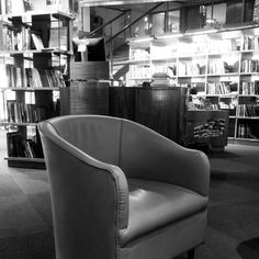 """""""Sempre imaginei que o paraíso fosse uma espécie de livraria"""""""