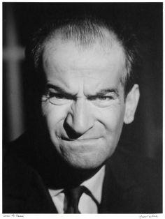 Louis de Funès (1914-1983) - Photo Hubert Grooteclaes
