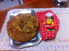 Arte culinaria che passione @ Passion for cooking: O' Casatiello   Pronto per essere mangiato@Ready ...