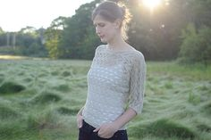 TOPS, TANKS & TEES KNIT ALONG || PATTERN ROUNDUP! — VERY SHANNON