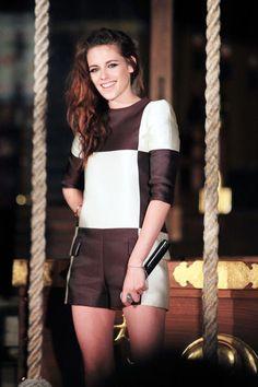 Kristen Stewart in Louis Vuitton