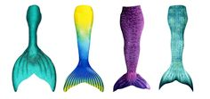 Best Mermaid Tails for Swimming - awesome gift and perfect for summer Finfolk Mermaid Tails, Mermaid Swim Tail, Mermaid Outfit, Watercolor Art, My Favorite Things, Best Gifts, Clip Art, Steampunk, Desktop
