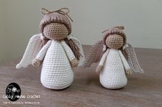 Ravelry: Angel by Veronica McRae