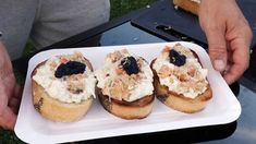 Foto: NRK Cheesecake, Muffin, Breakfast, Desserts, Morning Coffee, Tailgate Desserts, Deserts, Cheesecakes, Muffins