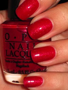OPI - Color to Diner For