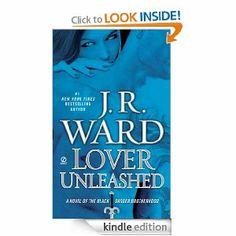 Amazon.com: Lover Unleashed: A Novel of the Black Dagger Brotherhood eBook: J.R. Ward: Kindle Store