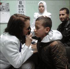 La oftalmóloga Giselle: mezcla de dulzura y sabiduría ©Katia Siberia