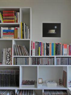 Bookshelves ..... libreros