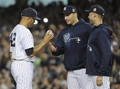 Mariano Rivera's career in pictures