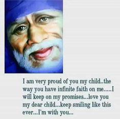 Sai Baba Pictures, God Pictures, Shirdi Sai Baba Wallpapers, Spiritual Religion, Positive Quotes, Motivational Quotes, Sai Baba Quotes, Swami Samarth, Baba Image