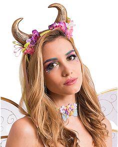 Adult Fairy Horn Headband - Spirithalloween.com