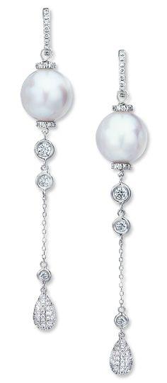 white pearls - Cellini Jewelers