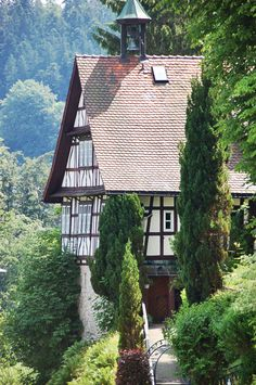 Thrifty Travel Mama | Triberg, Germany - Towering Waterfalls and Black Forest Kitsch