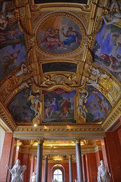 Louvre, Paris France