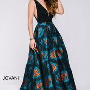 Stun the crowds in Jovani Style 43081. Available at WhatchamaCallit Boutique
