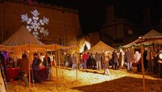 Medieval Christmas Market at the Medieval Bishops' Palace - December 1st - 4th | Visit Lincoln