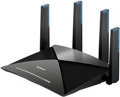 Netgear X10 Nighthawk: najszybszy router na świecie stworzony dla streamingu 4K i VR