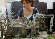 Lola Simon's Sceneries. Escenas, paisajes y complementos para tus figuras: ESCENAS