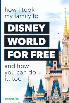Heres how we kept our costs down and the key to getting a cheap or free Disney World vacation. Use these tips and strategies to make the trip to Disney World a reality for you and your family. Save Money On Groceries, Ways To Save Money, Money Saving Tips, Groceries Budget, Money Tips, Disney World Tickets, Disney World Vacation, Budget Travel, Cheap Travel