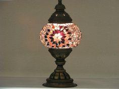 Turky lomp トルコテーブル用モザイクランプ