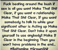 Keep it real...