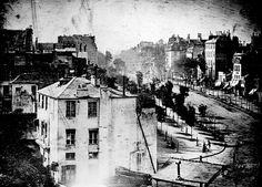 boulevard du Temple de Daguerre