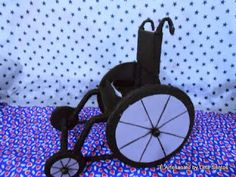 Cadeira de rodas Inclusão Social by Litta Santos http://littasantos.blogspot.com.br/