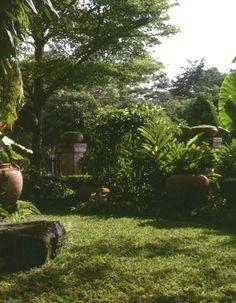 สวนป่าไทย - บาหลี