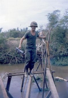 CANADIAN VIETNAM VETERANS   with 2nd Battalion, 1st Marines in 1967 south of Danang, Vietnam