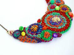 Outstanding Crochet: Weaving