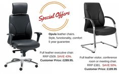 Opula Special Offer Office Chairs