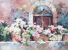 Bridget Austin Watercolor