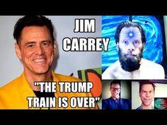 Garth van Rooyen Helps Jim Carrey Get Off The Donald Trump Hate Train (Killing The Last Tetrahedron) Pineal Gland, Cancer Cells, Kylie Cosmetic, Trump Train, Cosmetic Companies, Associate Professor, Jim Carrey