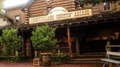 Frontierland Shootin' Arcade (Magic Kingdom). Test your gunnin' skills at this rootin', tootin' wild west shooting gallery!