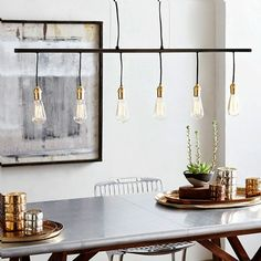 Beam Chandelier | Roost at Lightology