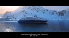 Scenic Eclipse - the ultimate in yacht cruising - Cruise Holidays | Luxury…