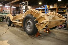 ScooterMcRad's Whatchaworks: Seret Speed Shop - Build it from Scratch!