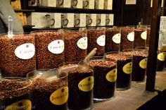 The best smelling coffee beans ever.