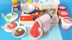 Cooking Toys For Kids Spaghetti Maker PlayDough
