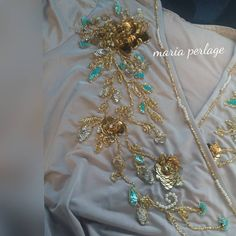 "82 mentions J'aime, 7 commentaires - Maria El Kaouakibi Perlage (@elkaouakibiperlage) sur Instagram: ""#perlagemaria#kaftan#lux#luxury#handmade#perlage#hautecouture#rabat#casa"""