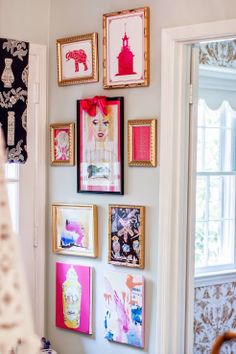 Chinoiserie Chic: Chinoiserie Chic House Tour - The Kitchen