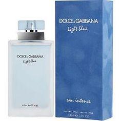 b075189cf617 D   G LIGHT BLUE EAU INTENSE by Dolce   Gabbana - EAU DE PARFUM SPRAY 3.3 OZ